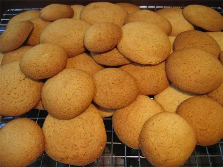 Recette santé: Biscuits express au Miel de ma grand-mère facile et rapide
