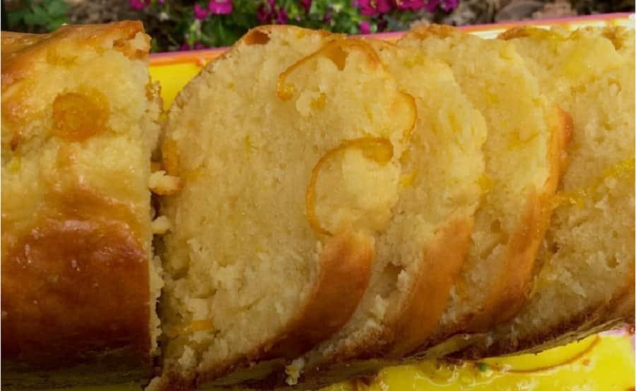 La recette du meilleure cake au citron facile et ultra moelleux