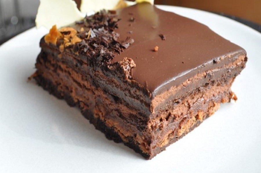 Recette: Gâteau à la mousse au chocolat un vrai régal