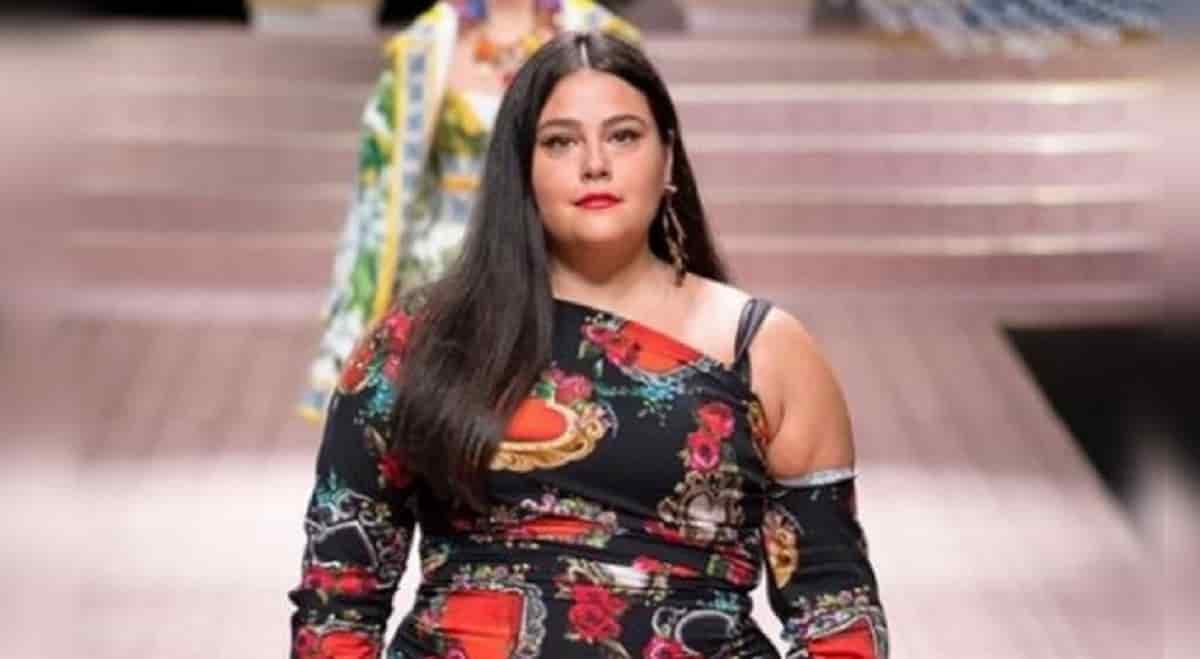 Fini les mannequins sacs d'os : Dolce & Gabbana est la première marque de luxe à introduire les tailles pour tous les types de corps