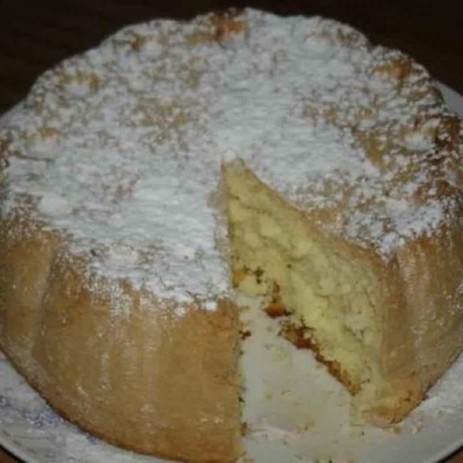 Recette: Biscuit de Savoie fondant
