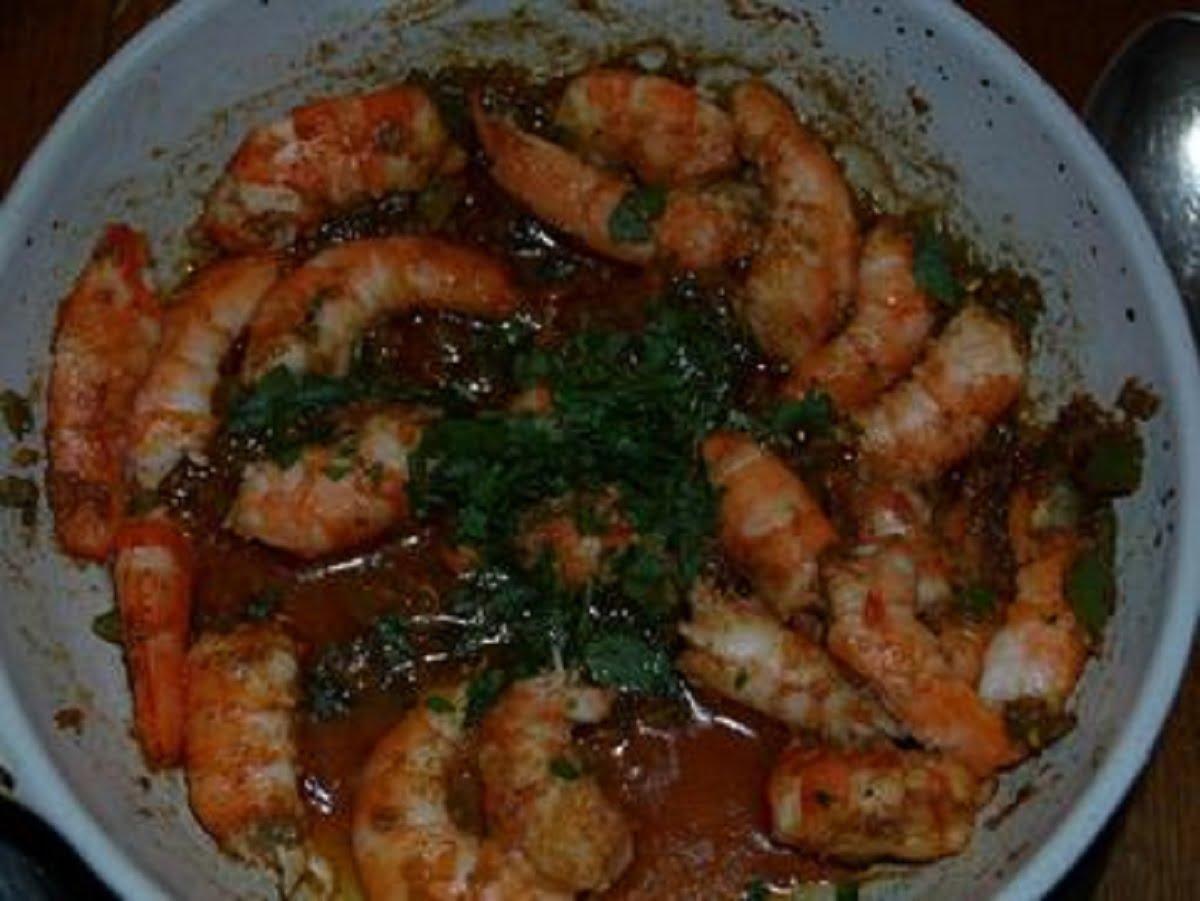 Recette santé: Crevettes Épicées