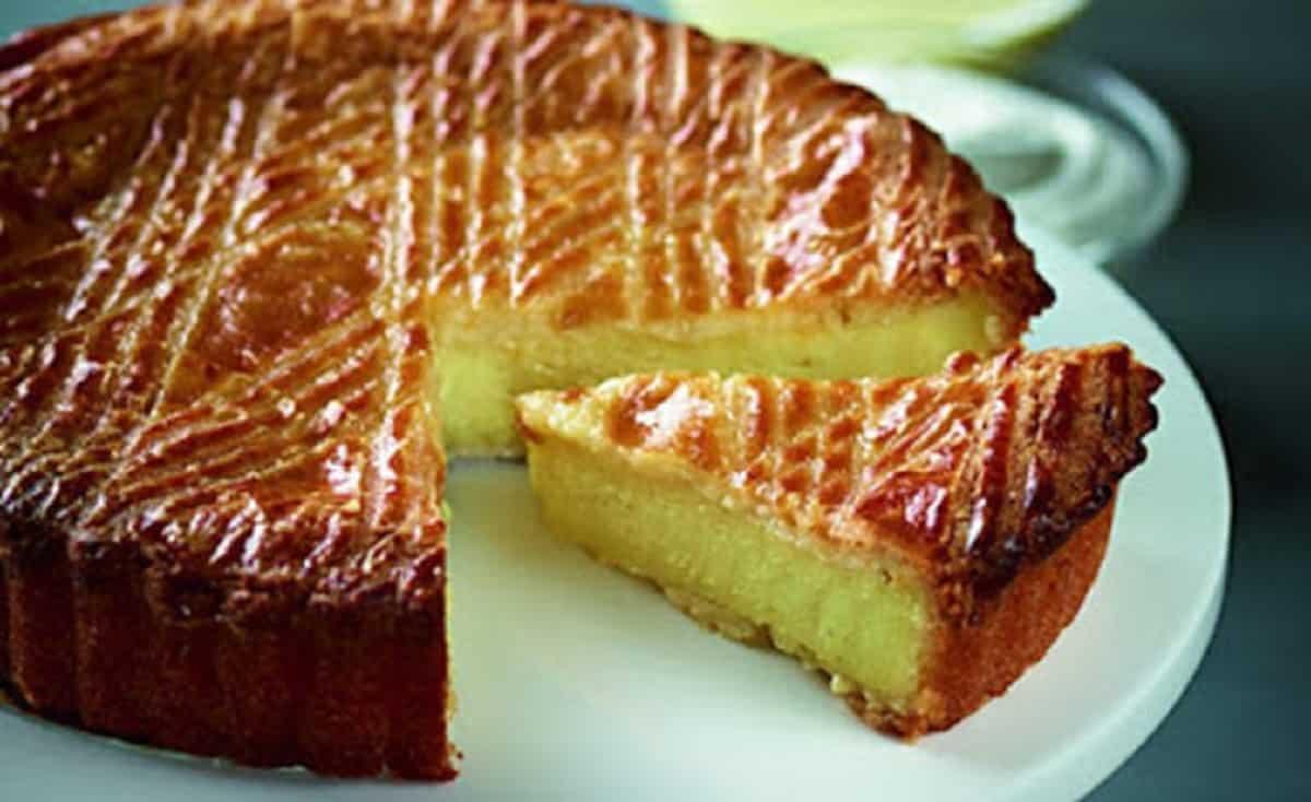 Gâteau aux amandes en poudre