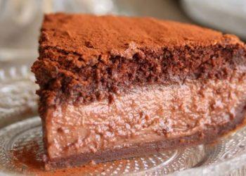 Gâteau magique au nutella facile à faire