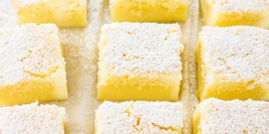 Le petit délice au citron
