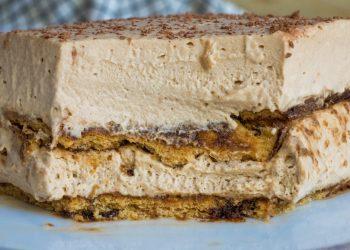 Recette Facile : Gâteau Au Café Sans Cuisson