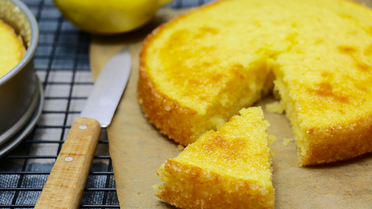 Recette facile du Gâteau moelleux au citron