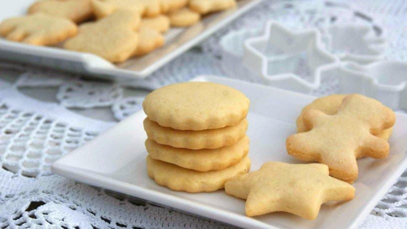 Sablés au beurre