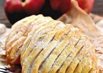 La recette des chaussons aux pommes