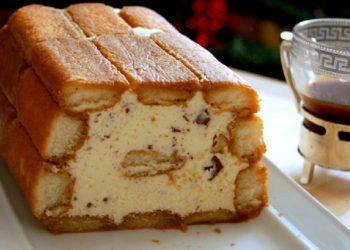 Gâteau Tiramisu Glacé