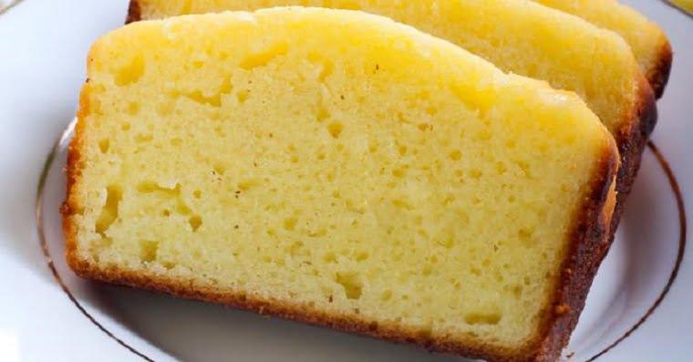 Gâteau light sans huile