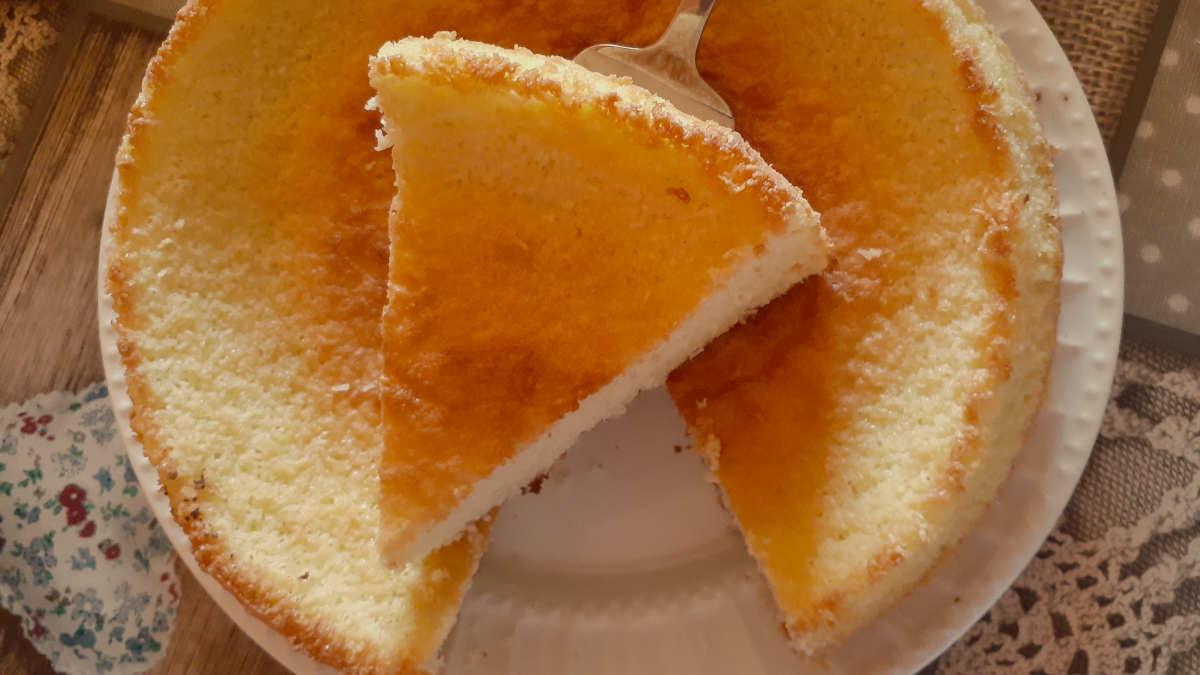 Cake Fondant Noix de coco