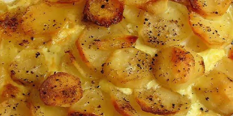 Dauphinois de pommes de terre