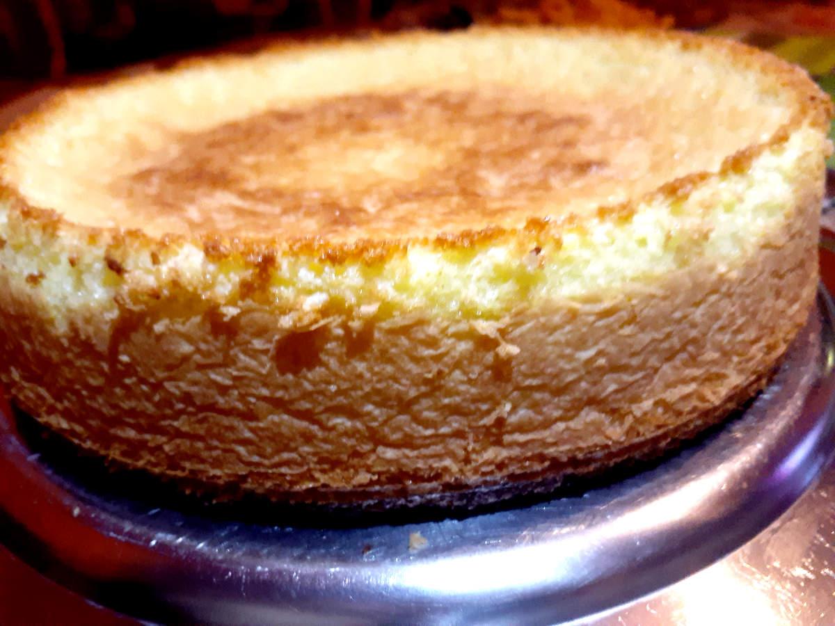 Gâteau Fondant Noix de coco