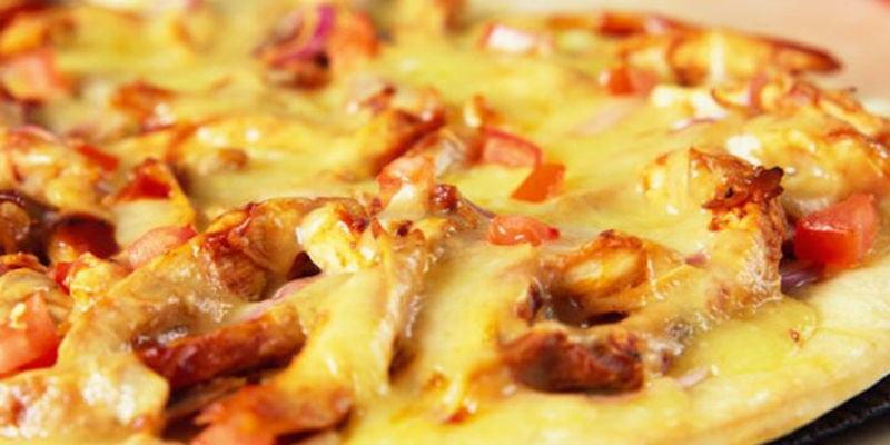 Pizza à la Parisienne