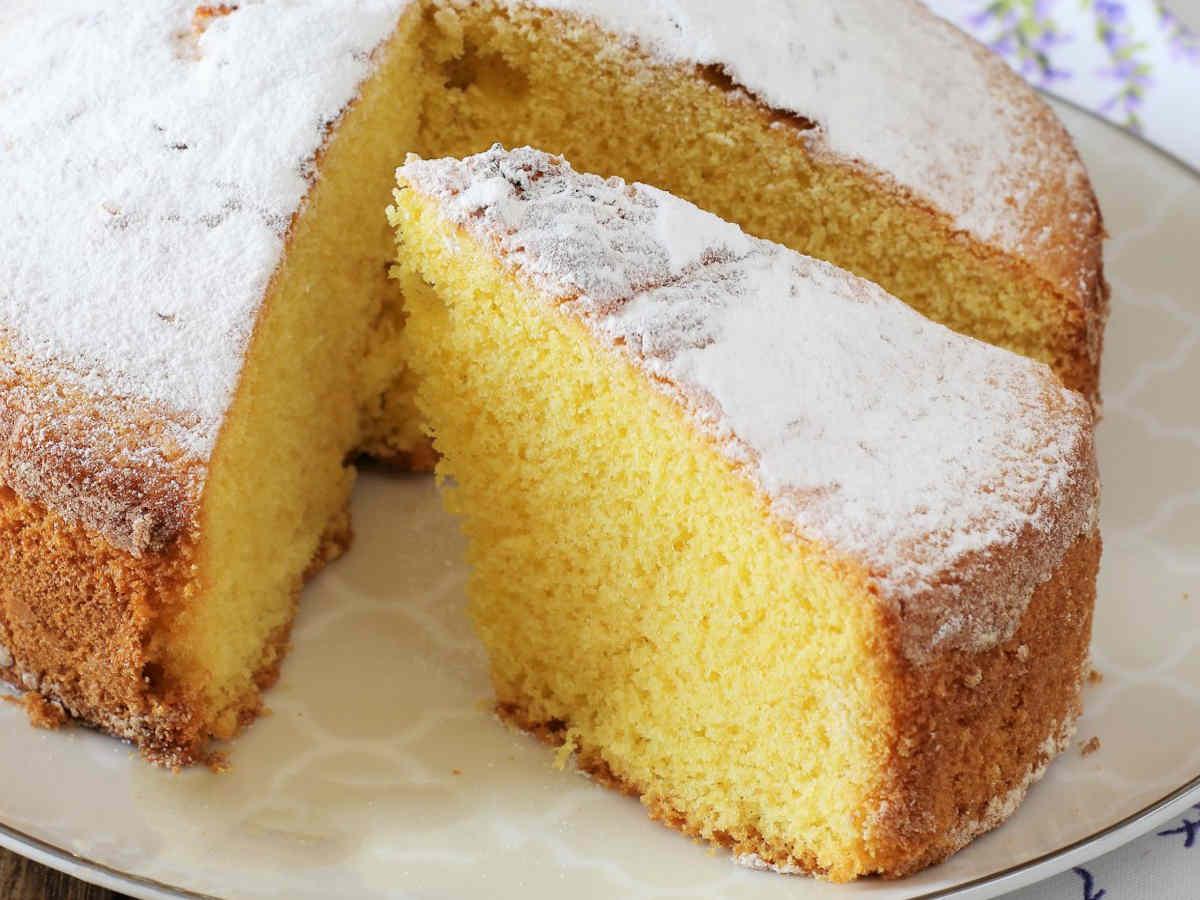 gâteau Margherita