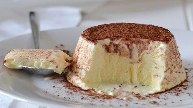 Dessert italien avec mascarpone