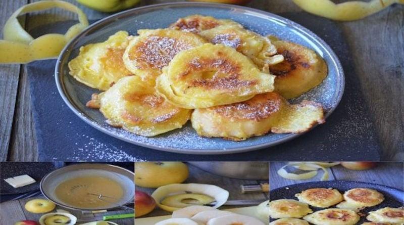 Beignets de pommes ww