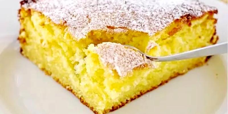 Gâteau léger ww