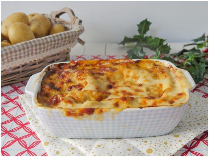 Lasagne aux pommes de terre