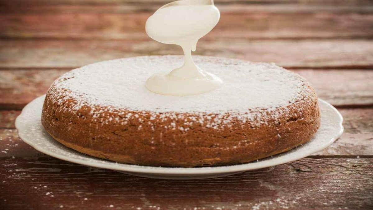 Gâteau 5 minutes à la ricotta