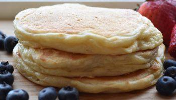 Pancakes au Yaourt inratable