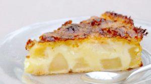 Gâteauaux pommes crousti fondant