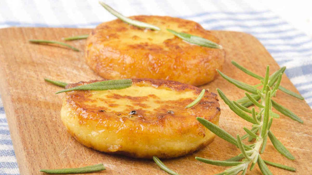 Escalopes de pommes de terre
