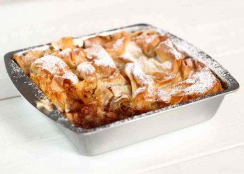 Gâteau aux pommes à l'italienne