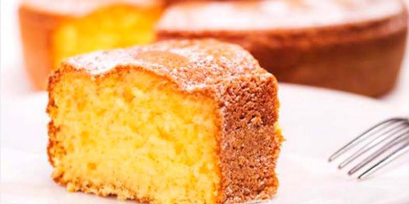 Le gâteau minute