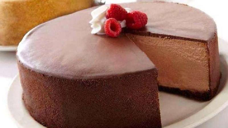 Mousse au chocolat Glacée