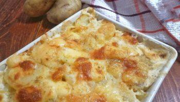Pommes de terre savoyardes