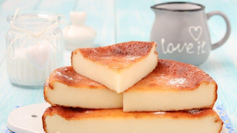 Gâteau aux yaourt crémeux