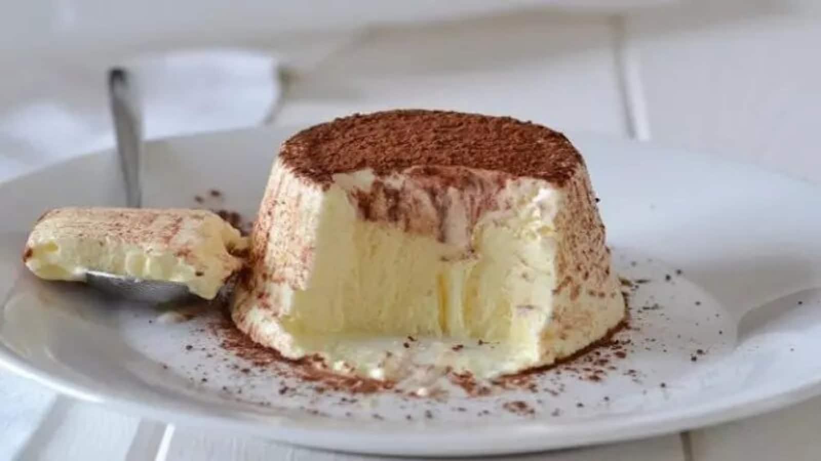 Dessert Minute Italien Au Mascarpone Délicieux
