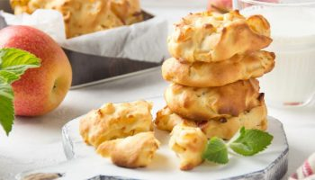 Biscuits moelleux aux pommes