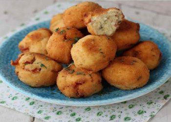 Boulettes de pommes de terre et ricotta