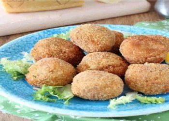 Croquettes de morue et de pommes de terre
