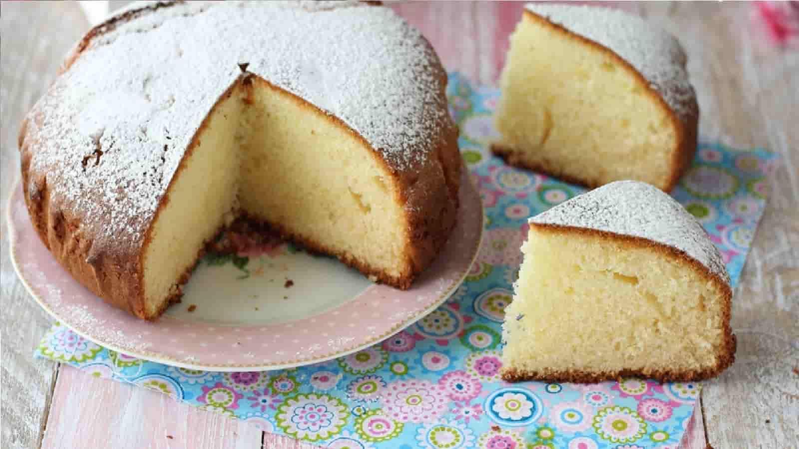 Gâteau au citron 5 minutes