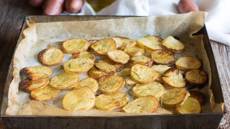 Pommes de terre au four facile