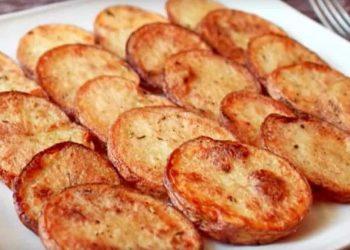 Pommes de terre cuites au four