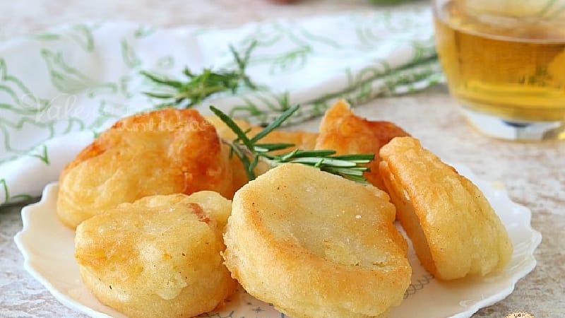 Crêpes aux pommes de terre et à la bière