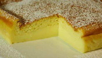 Gâteau magique