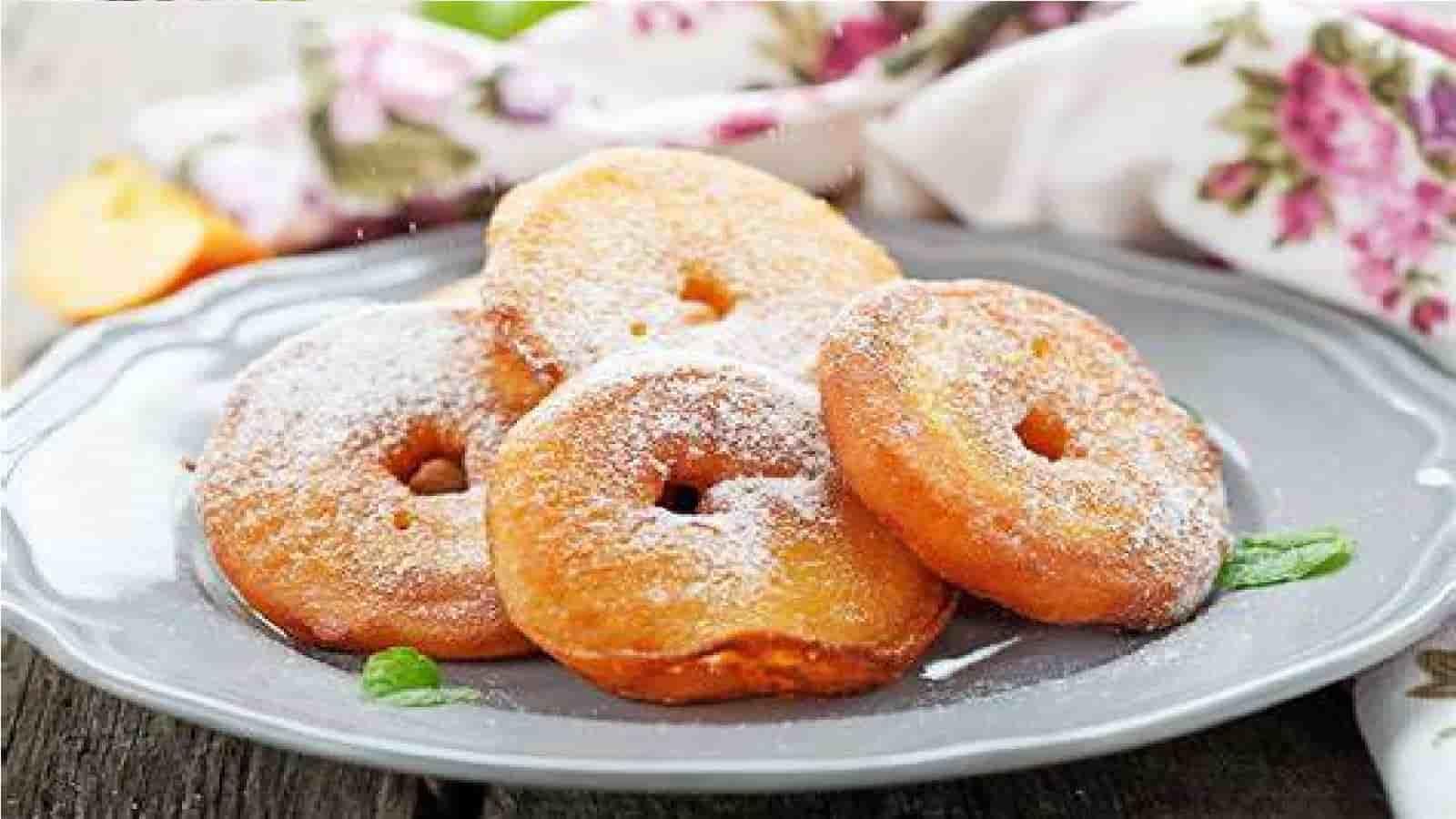 Recette des beignets aux pommes