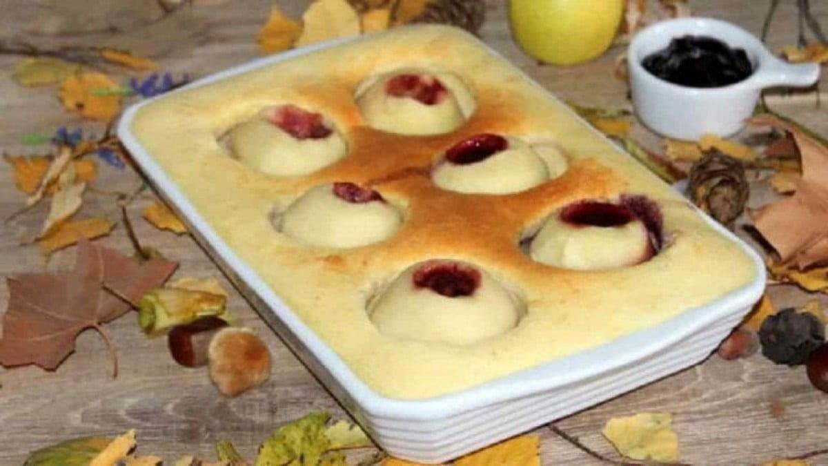 Délice pommes Au Nid