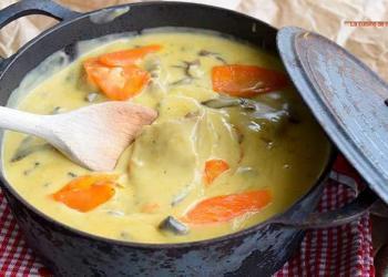 Recette Blanquette de veau traditionnelle