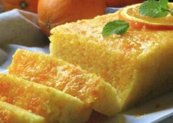 Gâteau moelleux 5 minutes à l'orange